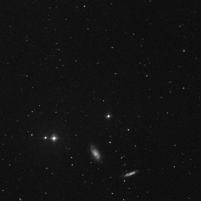 Image of IC 2610 - Other Classification in Leo Minor star