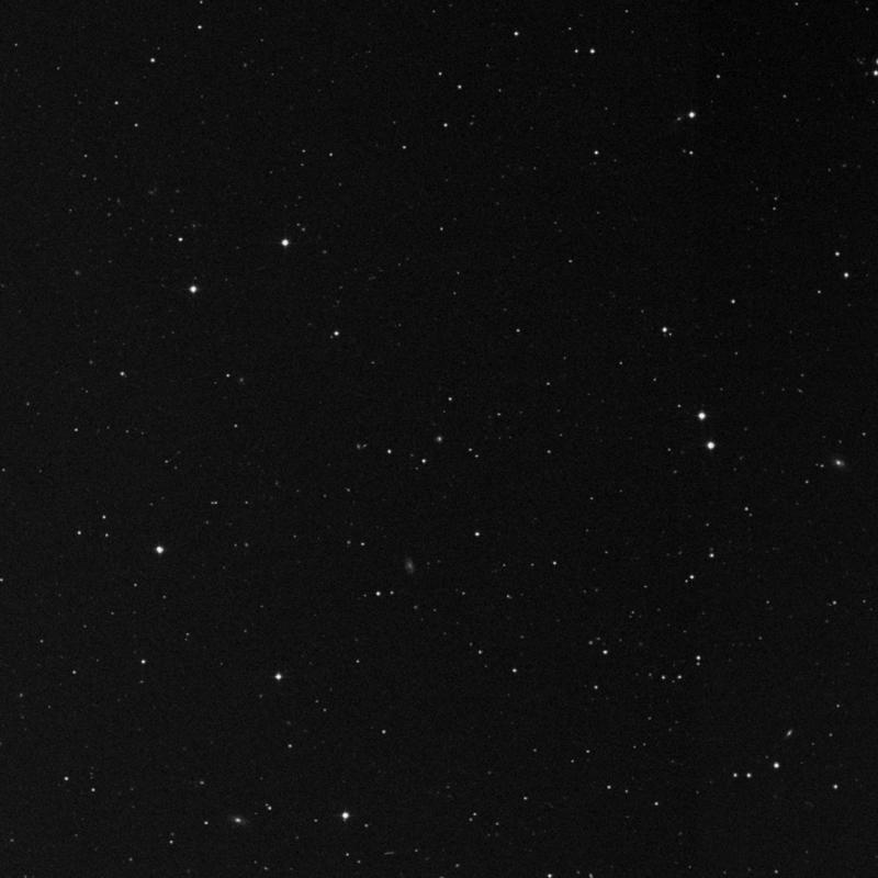 Image of IC 2632 - Elliptical Galaxy in Leo star
