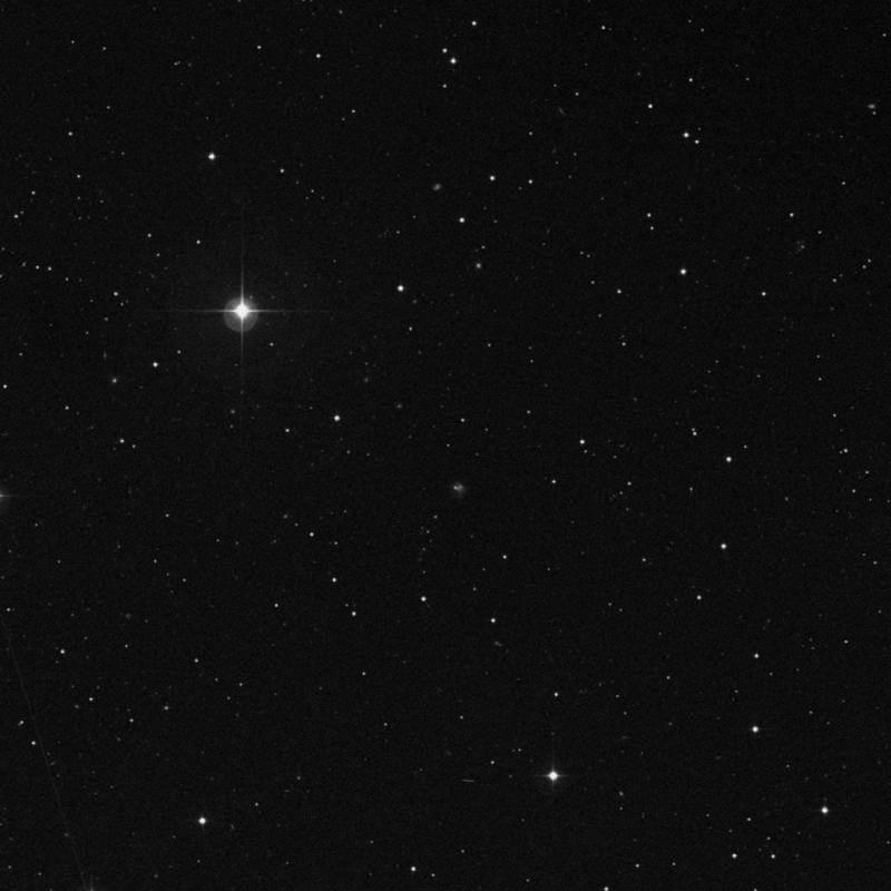 Image of IC 2699 - Star in Leo star