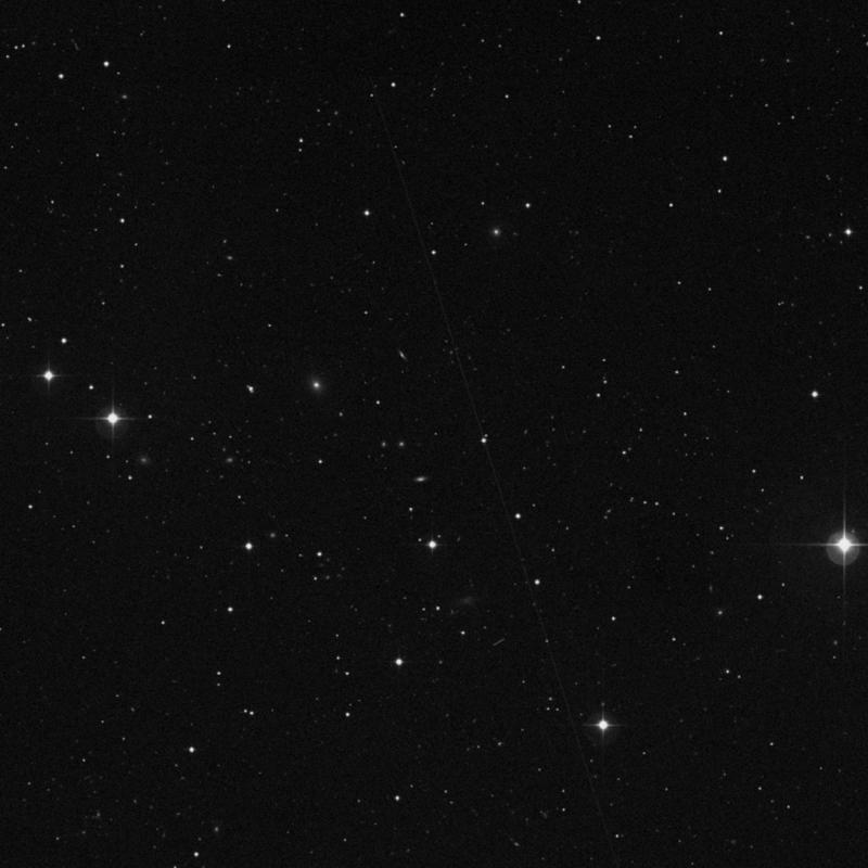 Image of IC 2717 - Star in Leo star