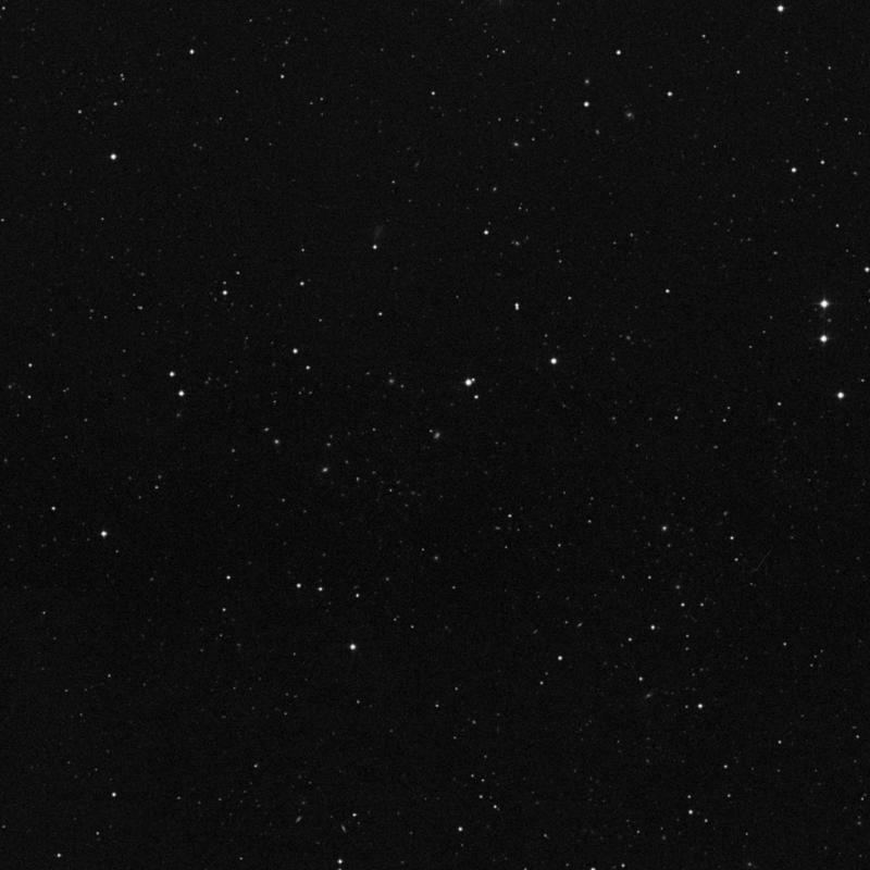 Image of IC 2781 - Irregular Galaxy in Leo star