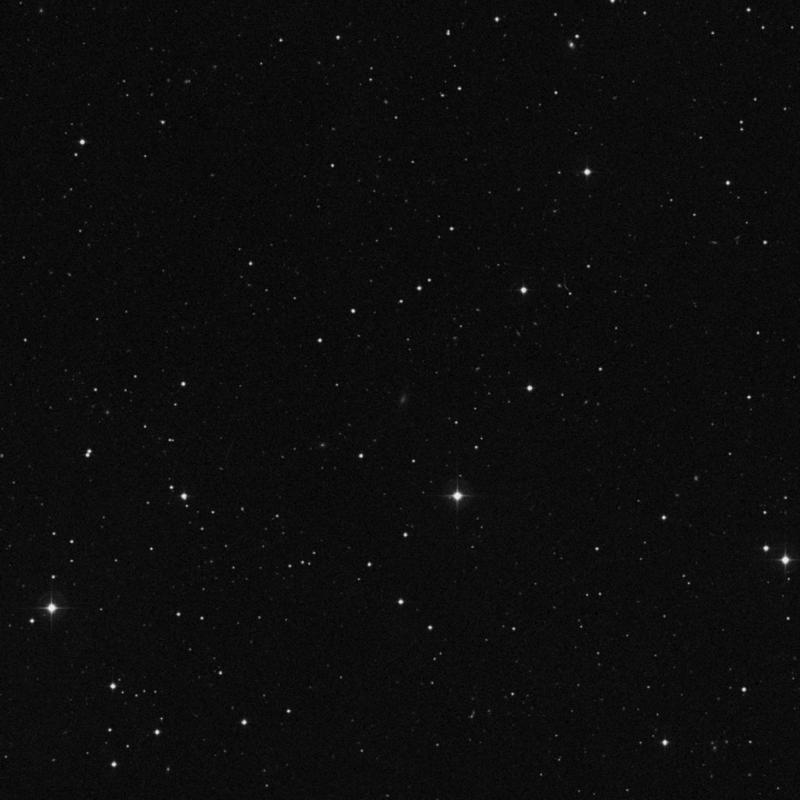 Image of IC 2791 - Irregular Galaxy in Leo star