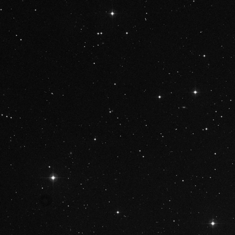 Image of IC 2817 - Star in Leo star