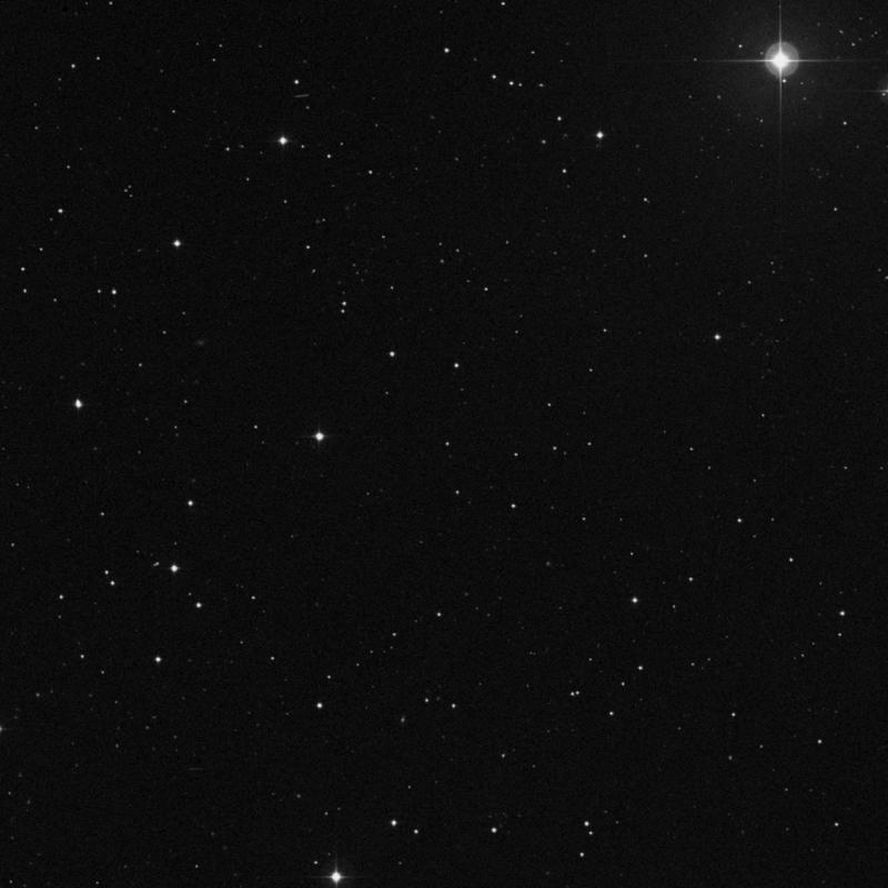 Image of IC 2825 - Star in Leo star