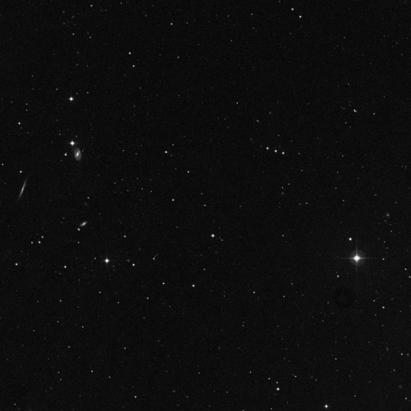 Image of IC 2836 - Star in Leo star