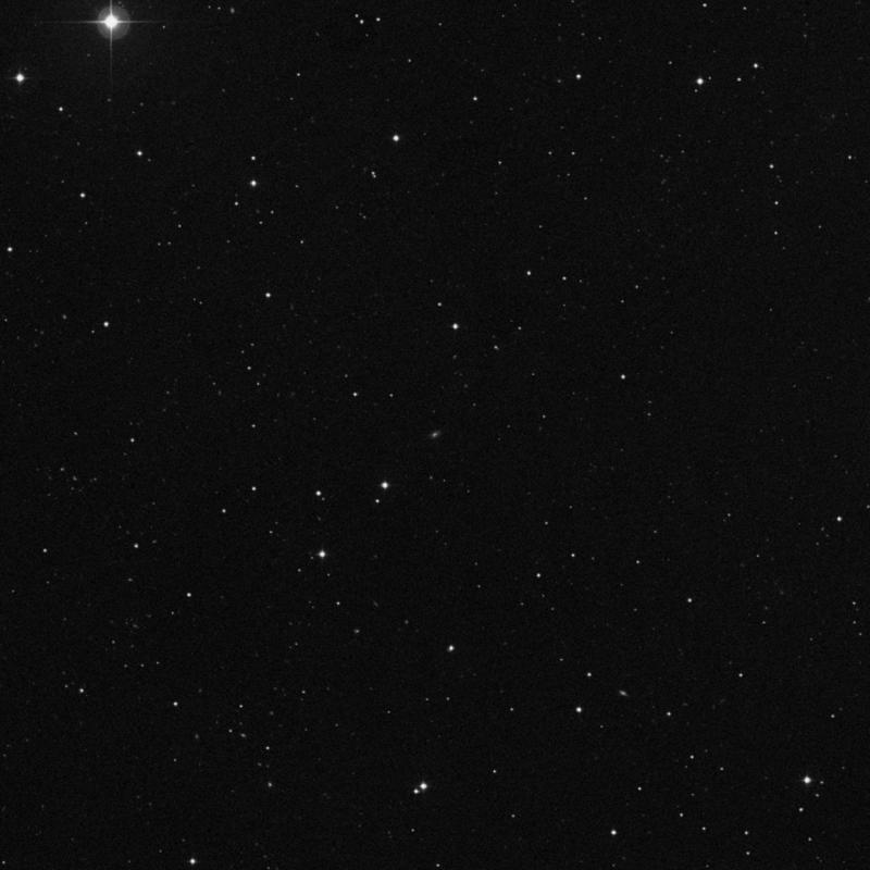 Image of IC 2852 - Intermediate Spiral Galaxy in Leo star