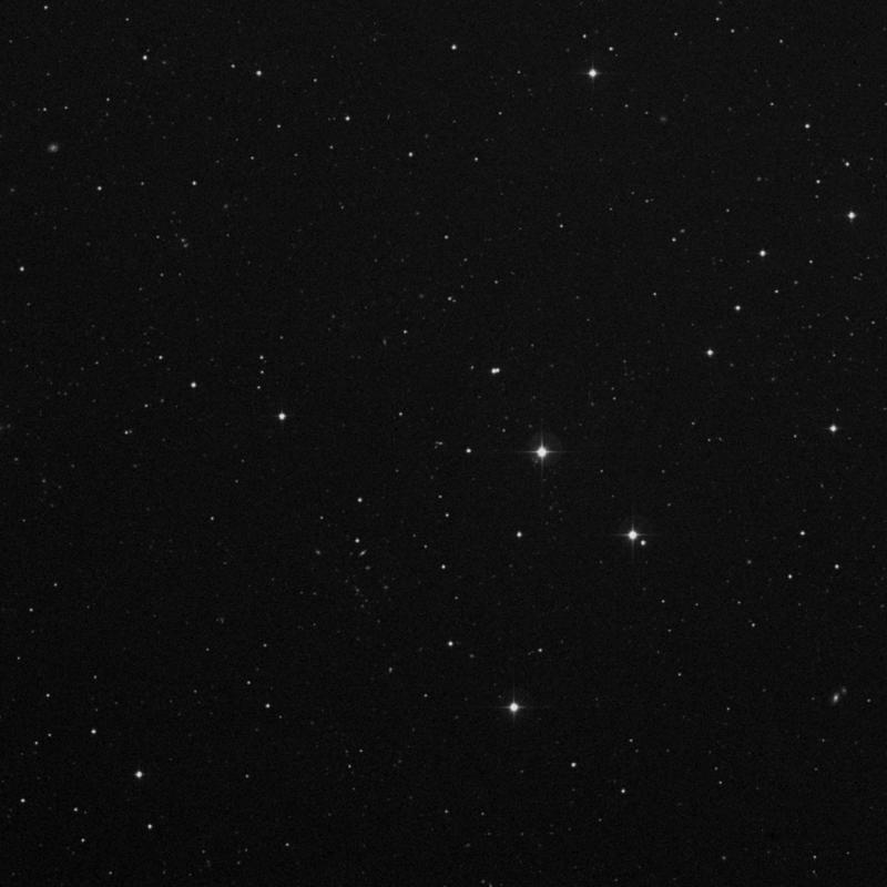 Image of IC 2881 - Galaxy in Leo star