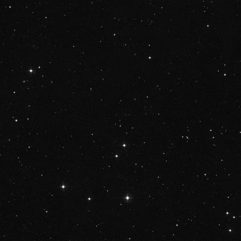 Image of IC 2895 - Star in Leo star