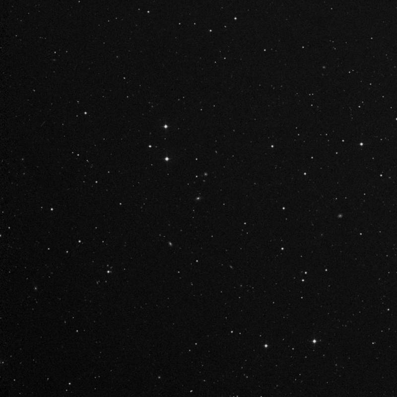 Image of IC 2901 - Lenticular Galaxy in Leo star