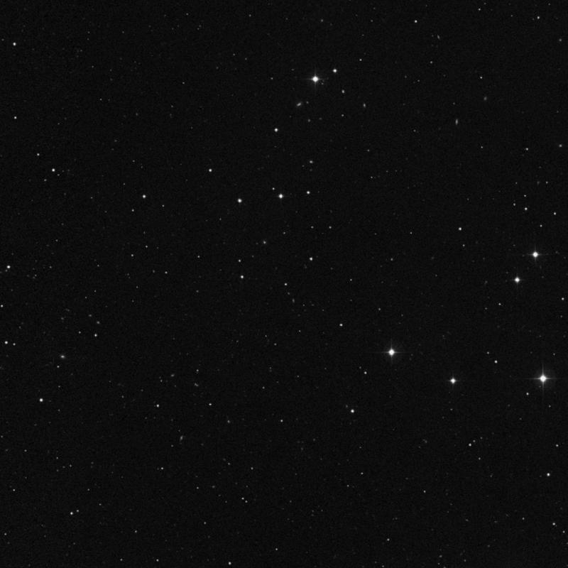 Image of IC 2907 - Star in Leo star