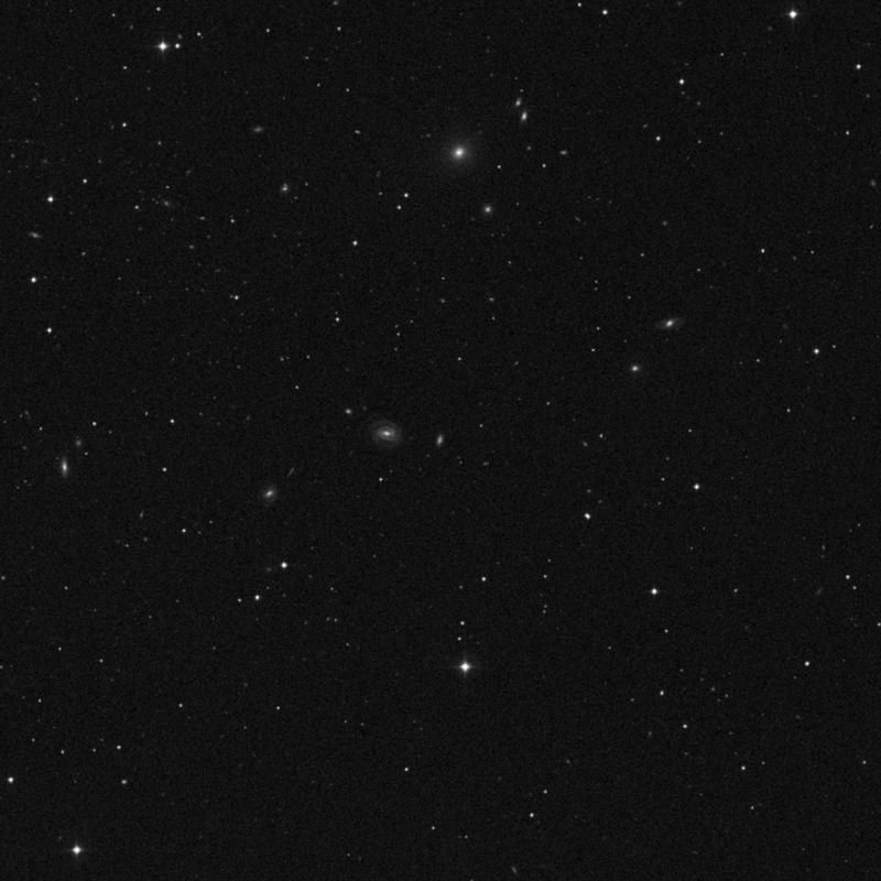 Image of IC 2952 - Spiral Galaxy in Ursa Major star