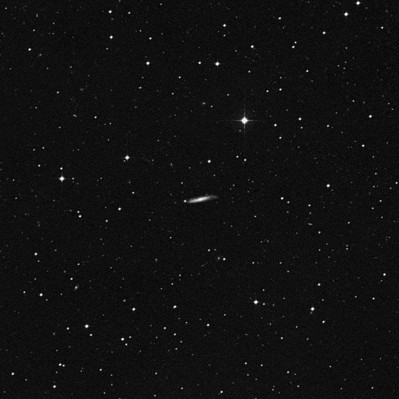 Image of IC 2974 - Spiral Galaxy star