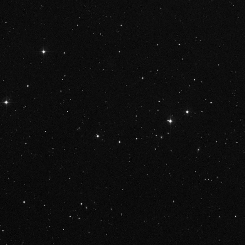 Image of IC 3009 - Other Classification in Virgo star