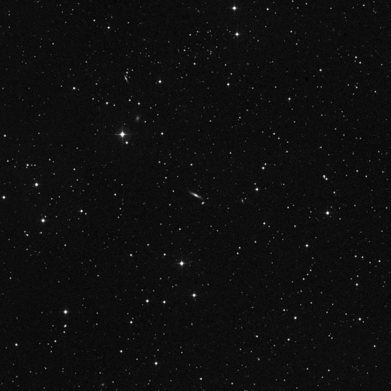 Image of IC 358 - Lenticular Galaxy in Taurus star