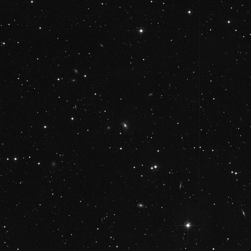Image of IC 365 - Lenticular Galaxy in Taurus star