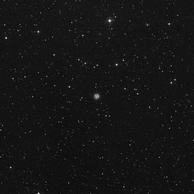 Image of IC 391 - Spiral Galaxy star