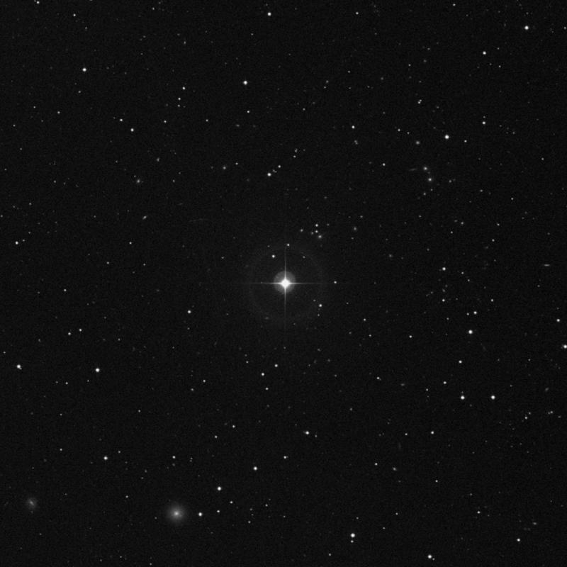 Image of IC 3123 - Star star