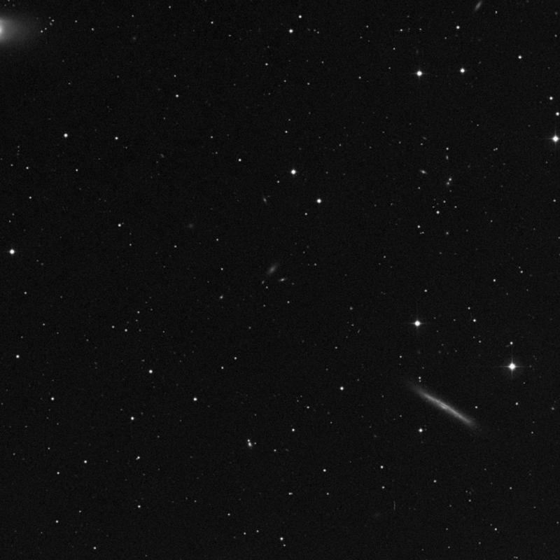 Image of IC 3261 - Barred Spiral Galaxy star