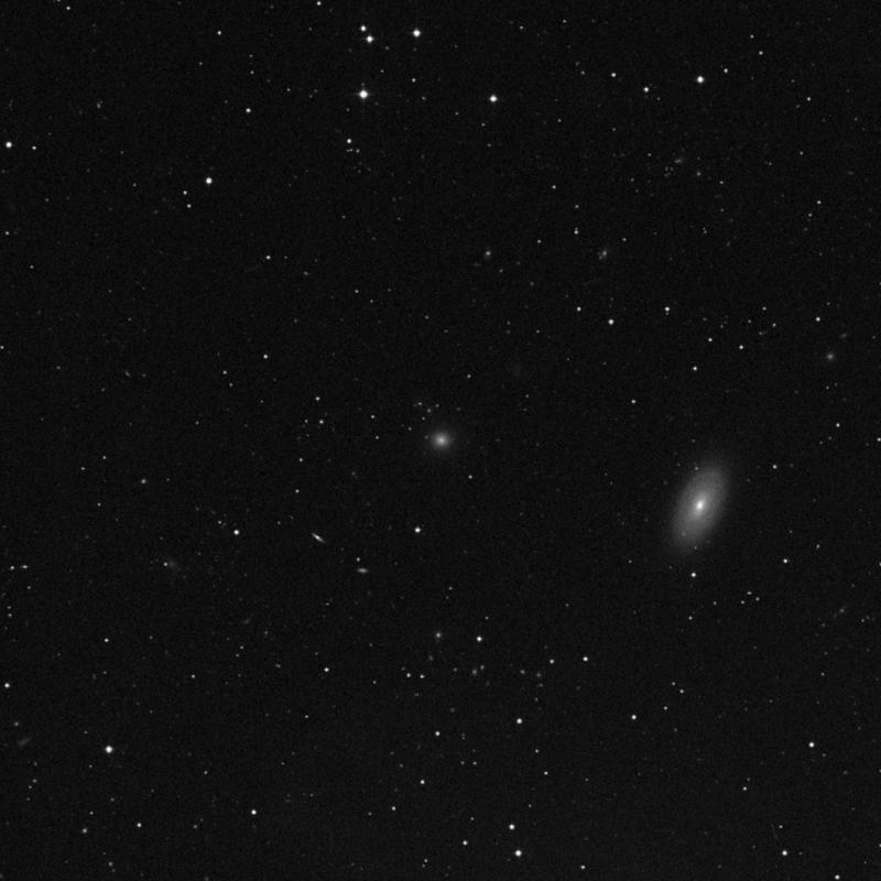 Image of IC 3328 - Elliptical/Spiral Galaxy star