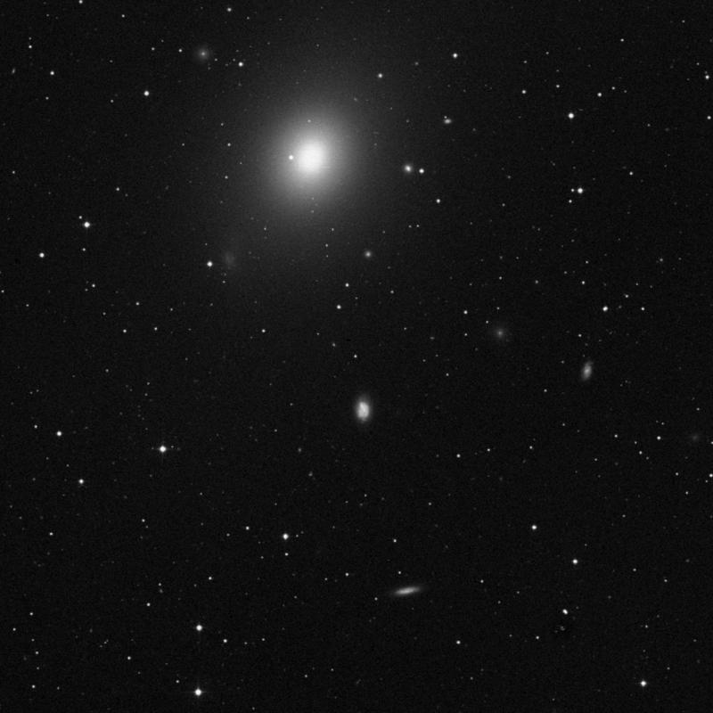 Image of IC 3417 - Star star