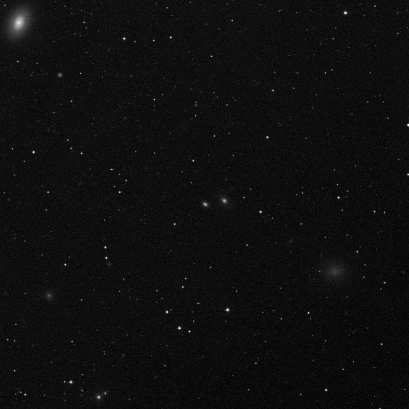 Image of IC 3492 - Elliptical Galaxy star