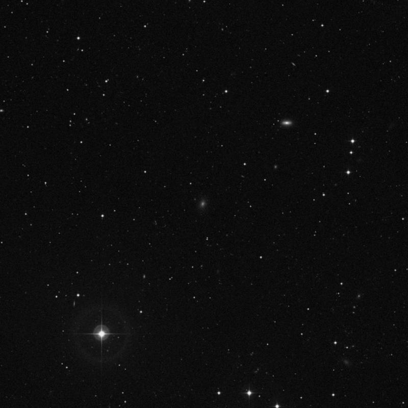Image of IC 3635 - Spiral (?) Galaxy star