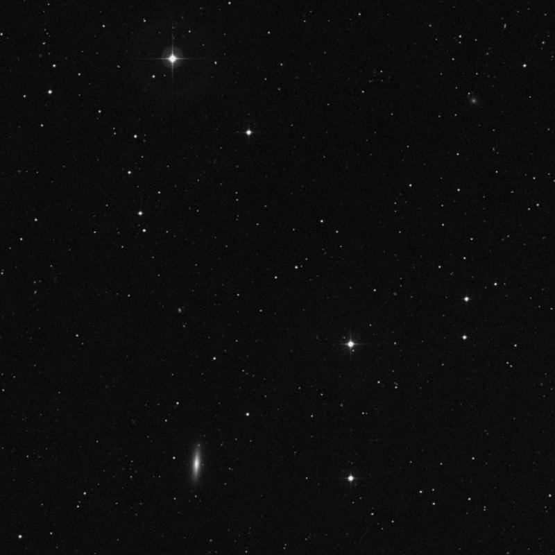 Image of IC 3666 - Star in Virgo star
