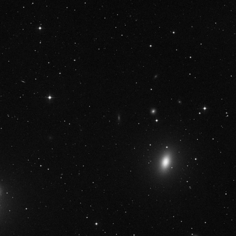 Image of IC 3684 - Elliptical/Spiral Galaxy star