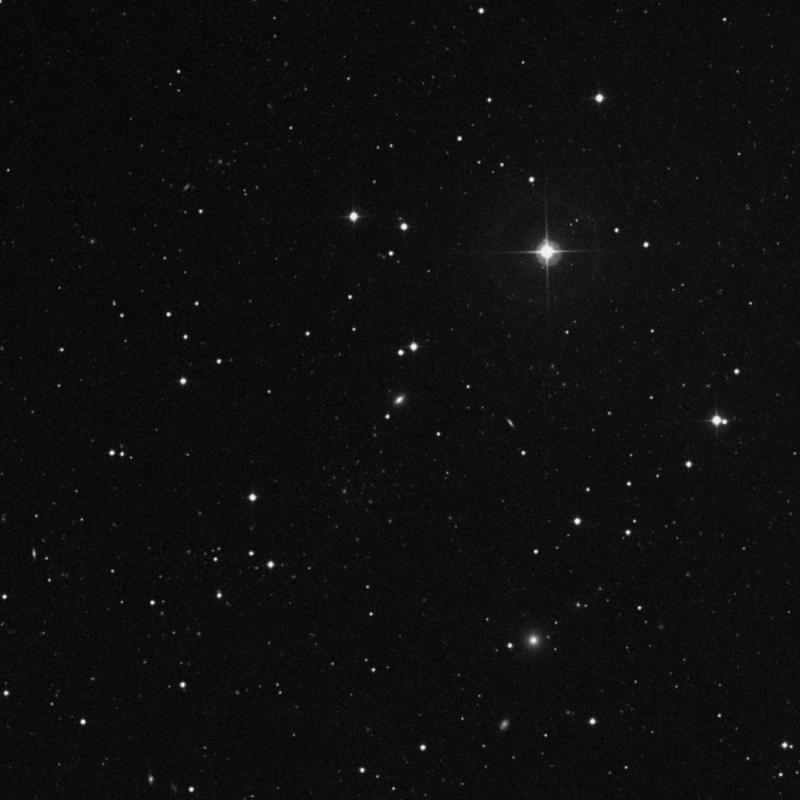 Image of IC 3713 - Lenticular Galaxy in Canes Venatici star