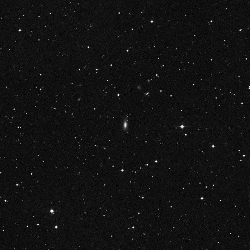 Image of IC 3826 - Lenticular Galaxy in Virgo star