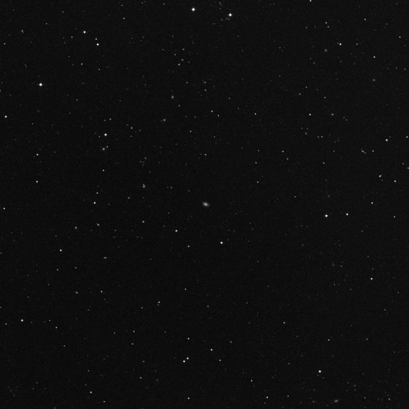 Image of IC 3904 - Intermediate Spiral Galaxy in Canes Venatici star