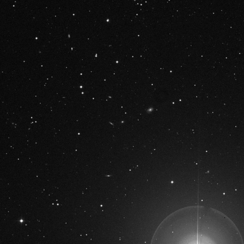 Image of IC 3919 - Elliptical Galaxy in Canes Venatici star