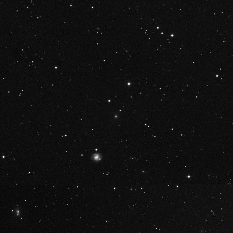 Image of IC 3956 - Elliptical Galaxy in Canes Venatici star