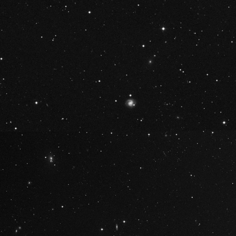 Image of IC 3972 - Star in Canes Venatici star