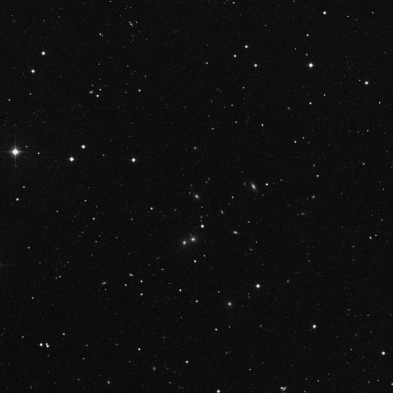 Image of IC 4001 - Elliptical Galaxy in Canes Venatici star