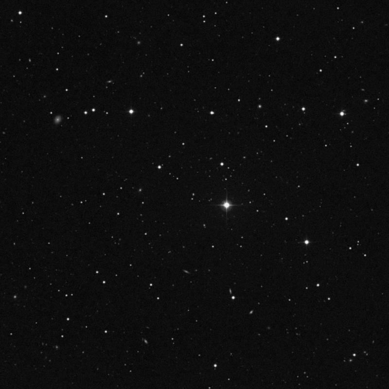 Image of IC 4018 - Elliptical Galaxy in Canes Venatici star
