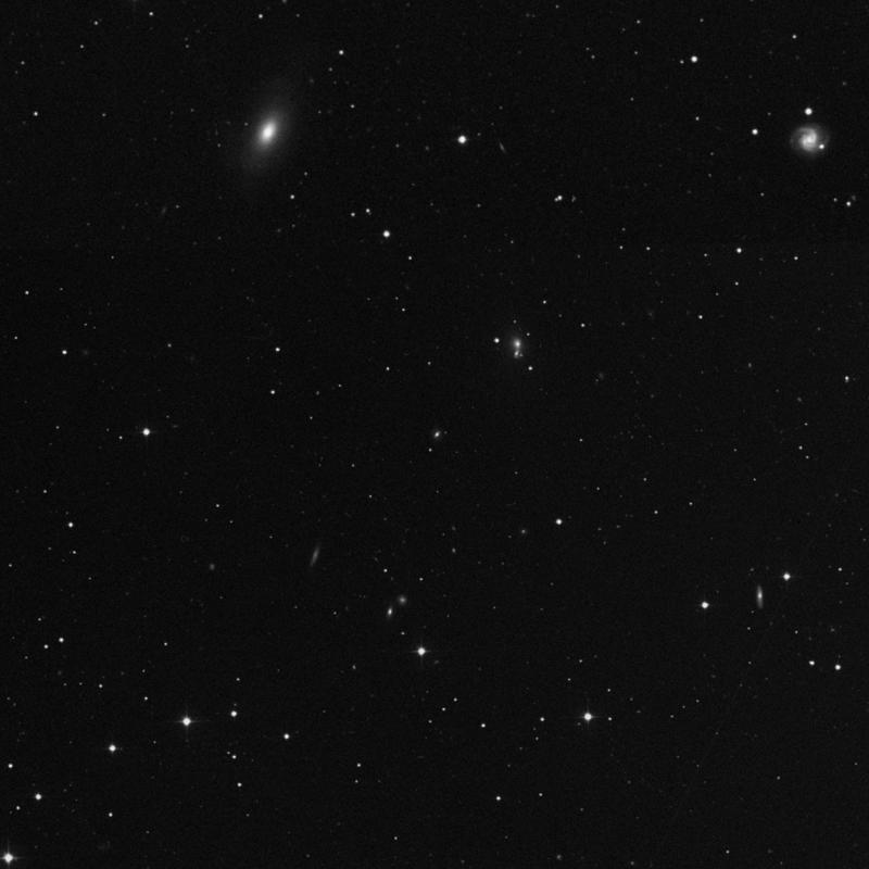 Image of IC 4027 - Lenticular Galaxy in Canes Venatici star