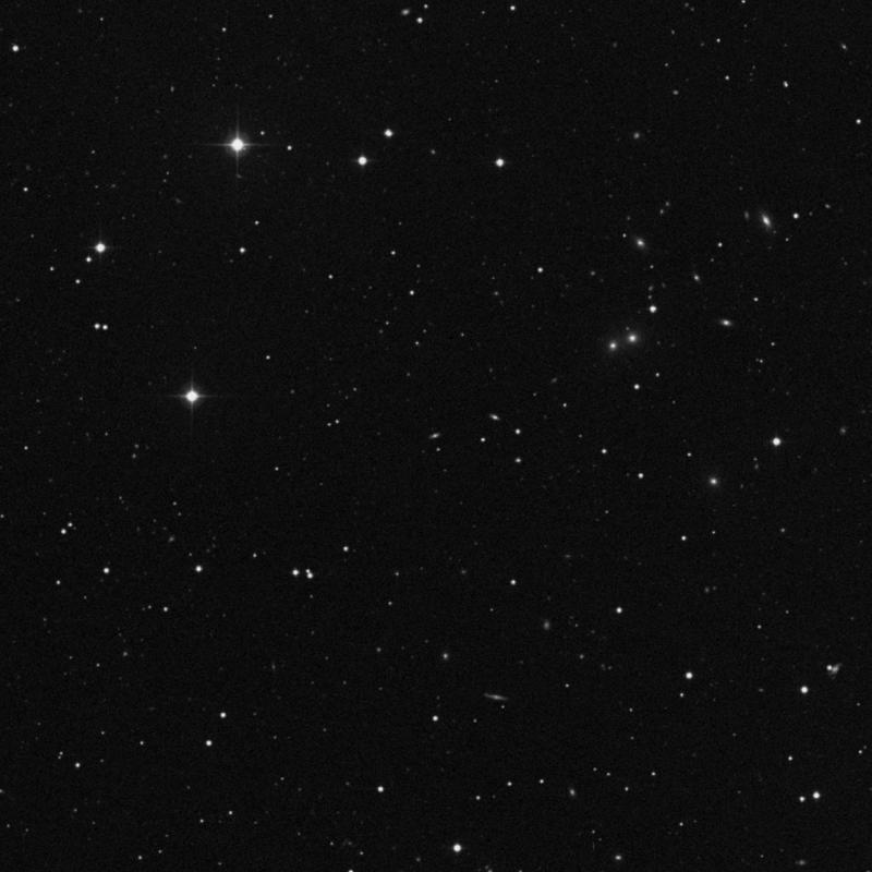 Image of IC 4029 - Elliptical Galaxy in Canes Venatici star