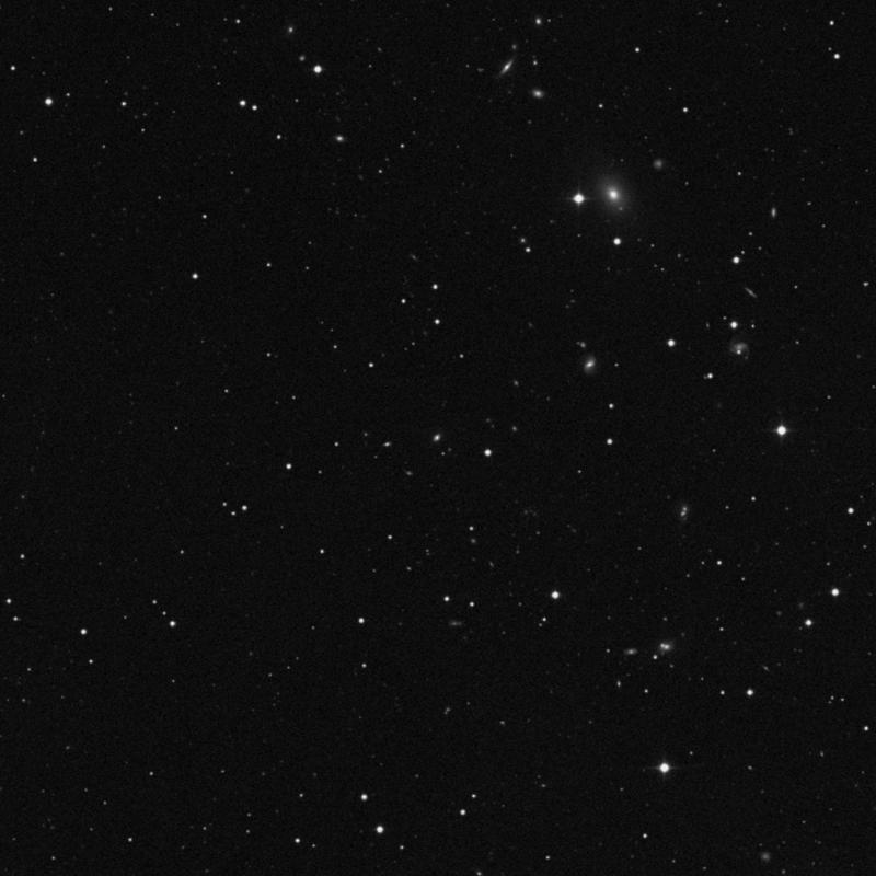 Image of IC 4085 - Elliptical Galaxy in Canes Venatici star