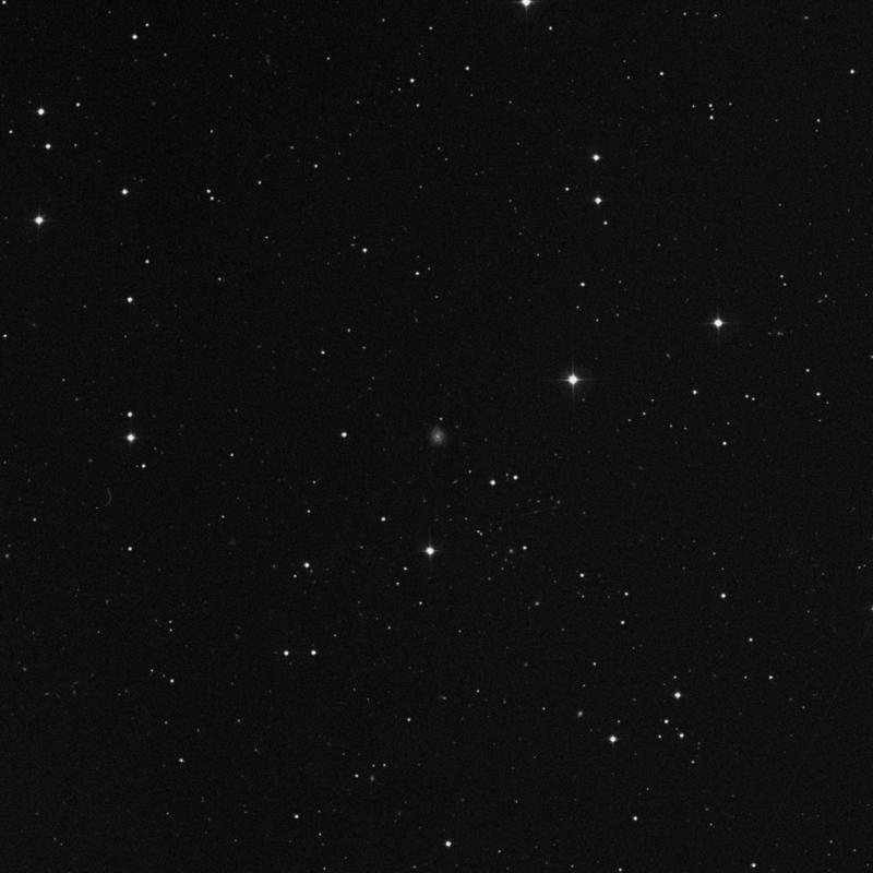 Image of IC 4086 - Intermediate Spiral Galaxy in Canes Venatici star