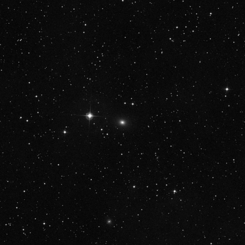 Image of IC 449 - Elliptical Galaxy star