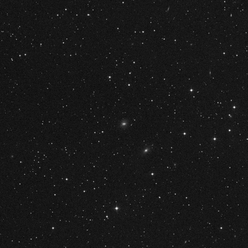 Image of IC 451 - Intermediate Spiral Galaxy star