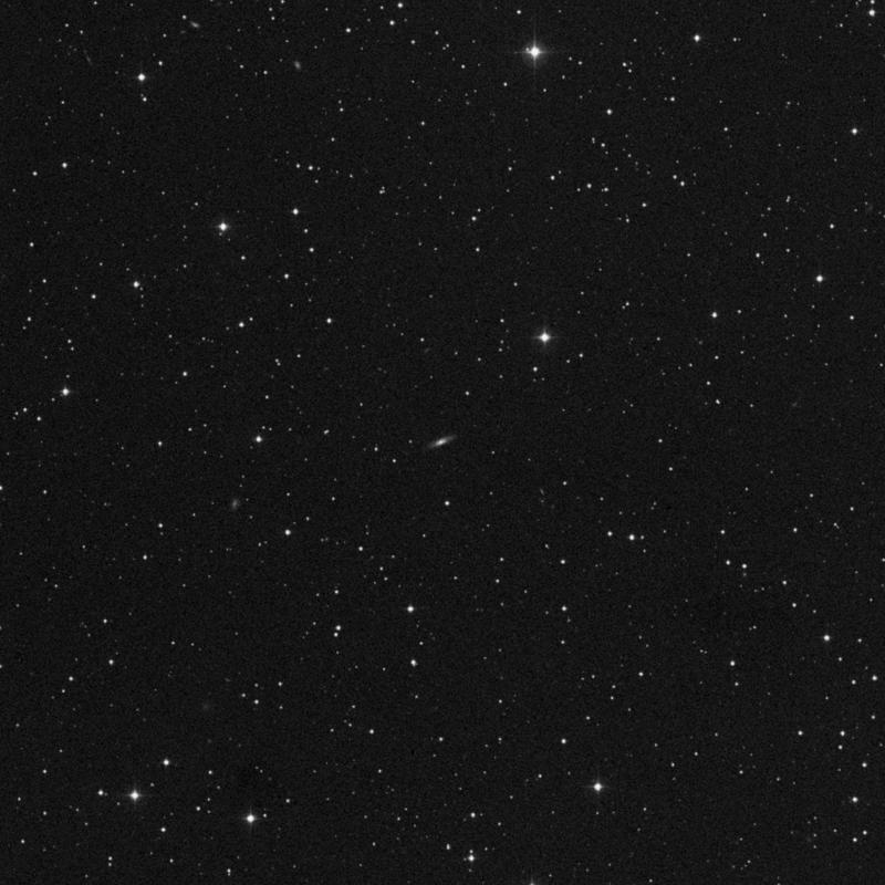 Image of IC 474 - Lenticular Galaxy in Gemini star