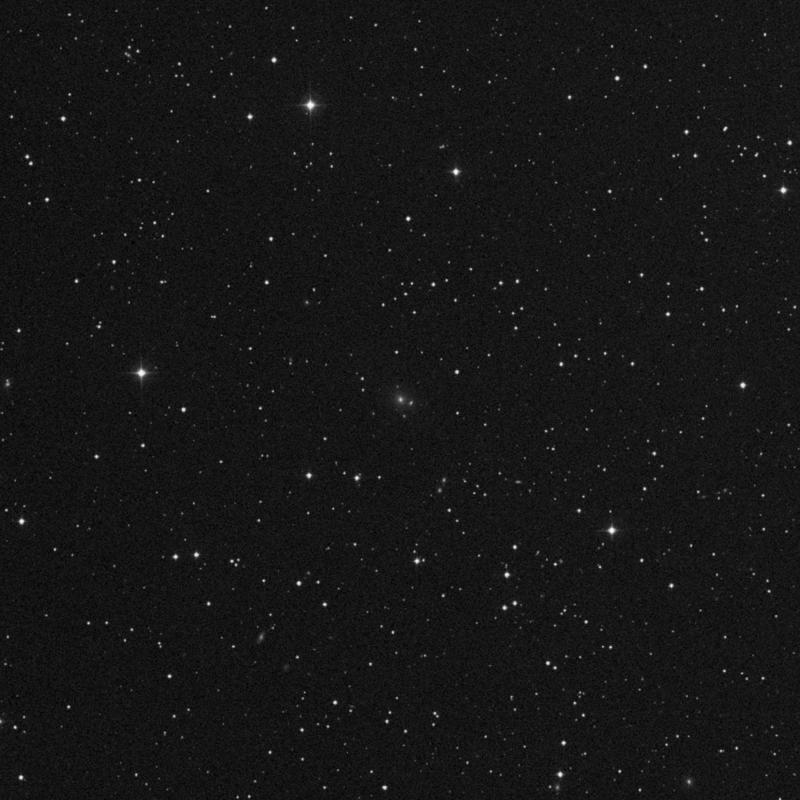 Image of IC 477 - Elliptical Galaxy in Gemini star