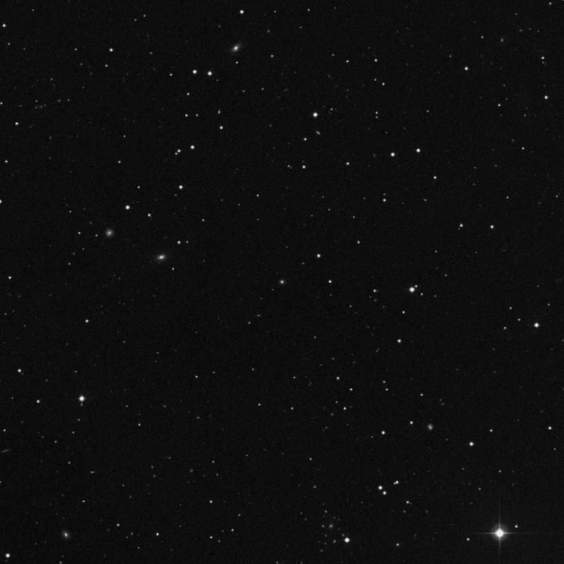 Image of IC 4105 - Elliptical Galaxy in Canes Venatici star