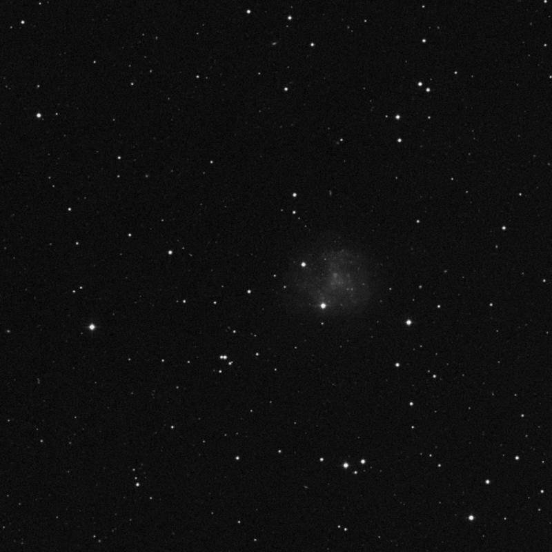Image of IC 4190 - Star in Canes Venatici star