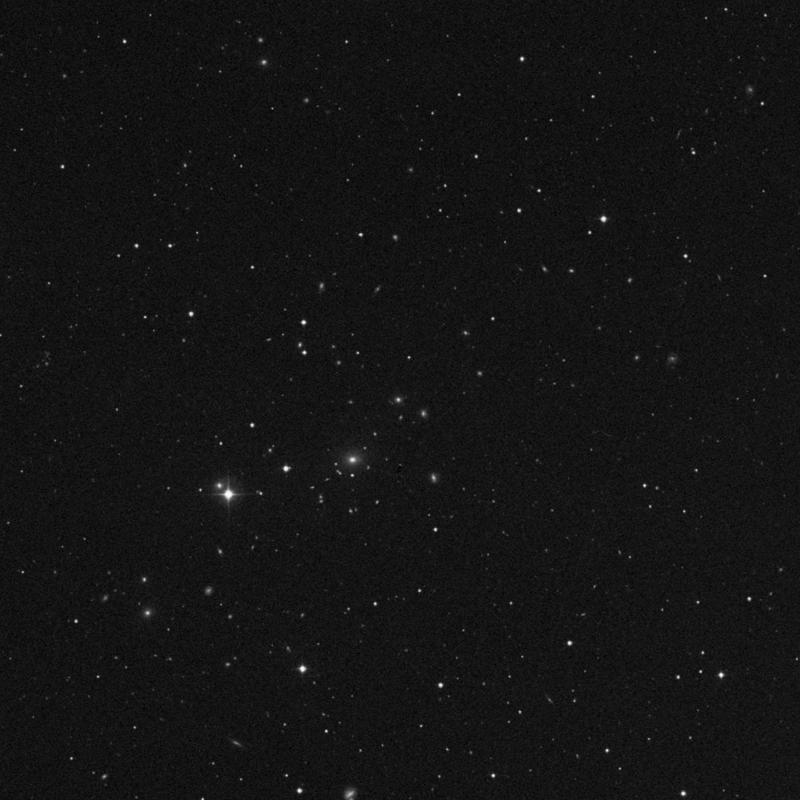 Image of IC 4268 - Elliptical Galaxy in Canes Venatici star