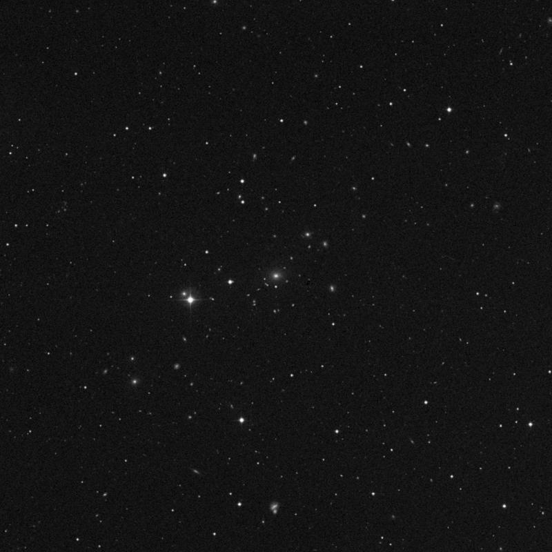 Image of IC 4269 - Elliptical Galaxy in Canes Venatici star