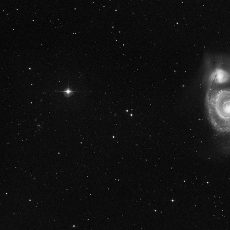 Image of IC 4282 - Galaxy in Canes Venatici star