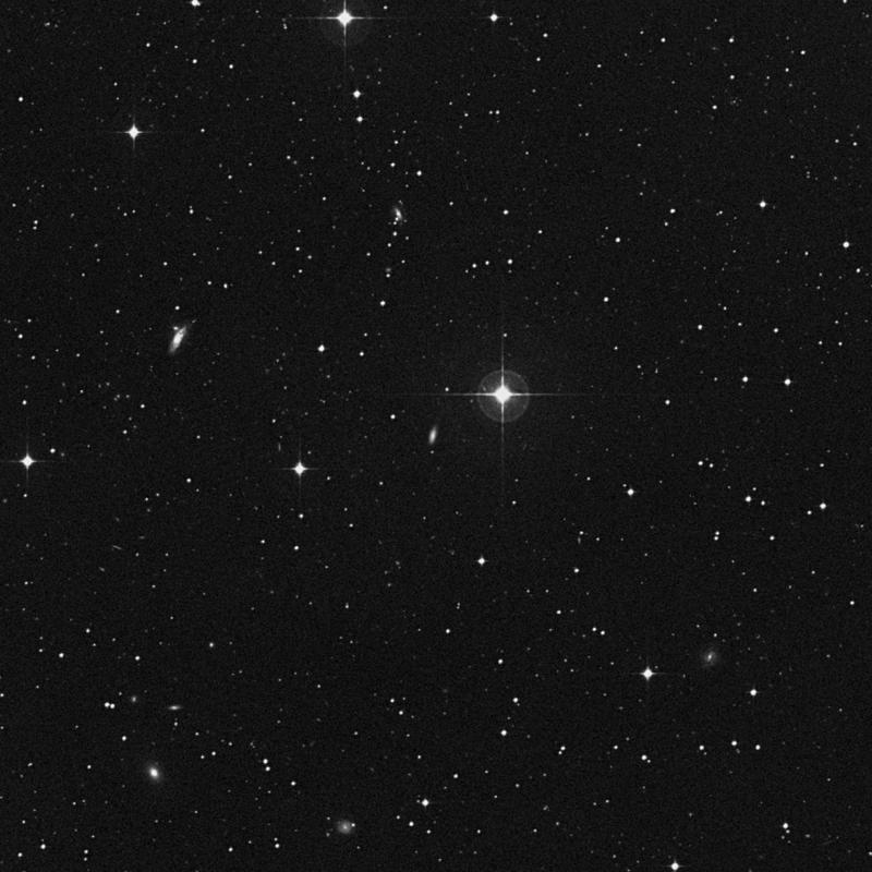 Image of IC 4361 - Spiral Galaxy star